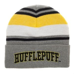 Harry Potter Hufflepuff Beanie Hat - Adult